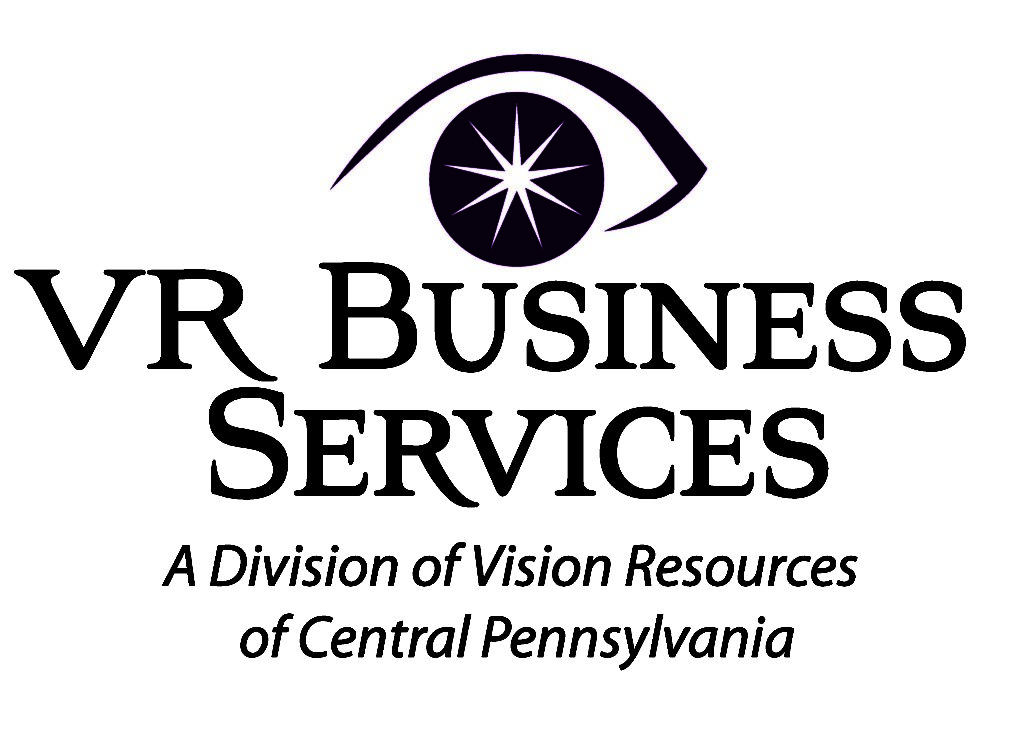 VR Business Services logo